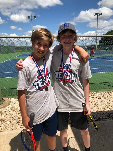Tennis Boys Doubles