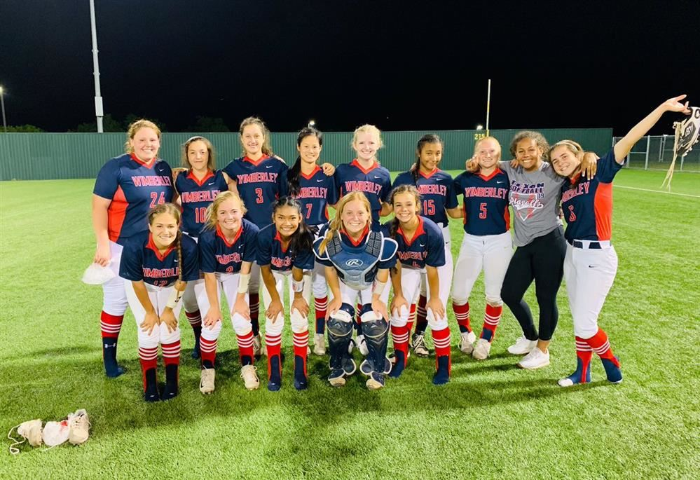 Texan Softball 2019